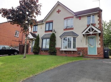 2 Batkin Close, Stoke-on-Trent