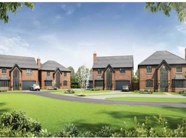 Plot 3 Heathend Farm Hassall Road,