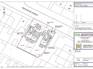 Plot 2 Heathcote Street, Adderley Green