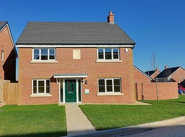 Plot 3, The Hedgerows, London Road, Woore