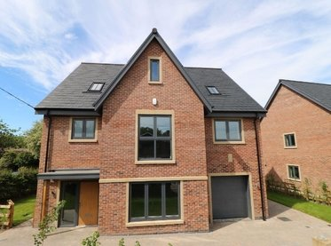 Plot 1 Meadow View, Dunnocksfold Road