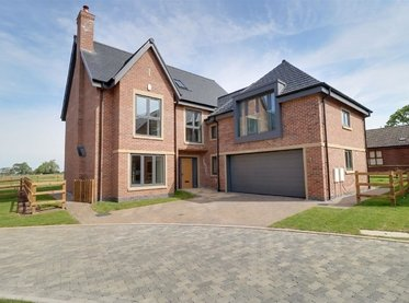 Plot 5 Meadow View, Dunnocksfold Road