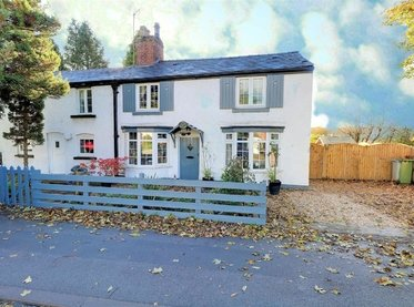 The Cottage, 122 Moss Lane,