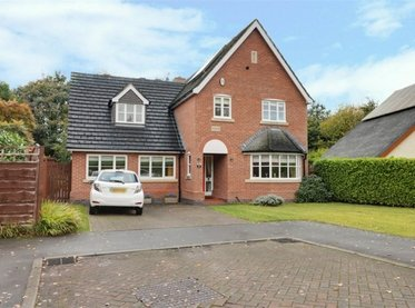 8 Pool View, Winterley