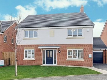 Plot 17 The Hedgerows, London Road, Woore