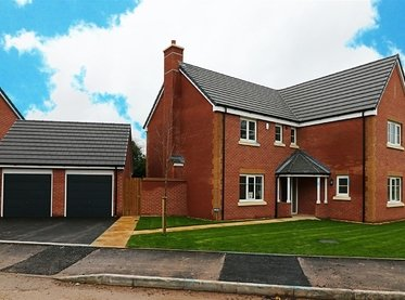 Plot 9, The Hedgerows, London Road, Woore