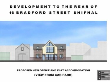 Land To Rear Of Bradford Street,